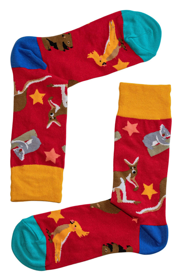 SOX by angus OZ Animals Socks