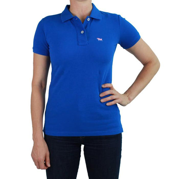 Ringers Western Wmns Classic Polo Royal