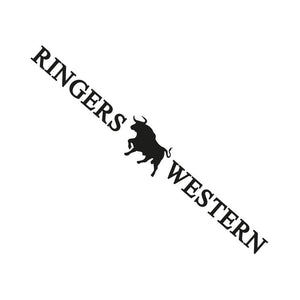 Ringers Western Large Long Sticker
