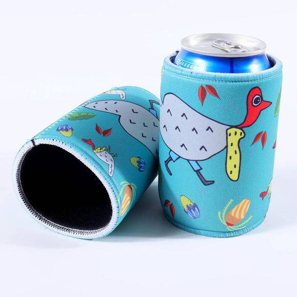 Kurly Wurly Bar Brush Turkey Stubby Holder