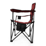 Ringers Western Terrigal Camp Chair Maroon