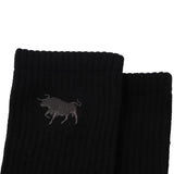 Ringers Western Tracker Socks Black & White Combo Pack