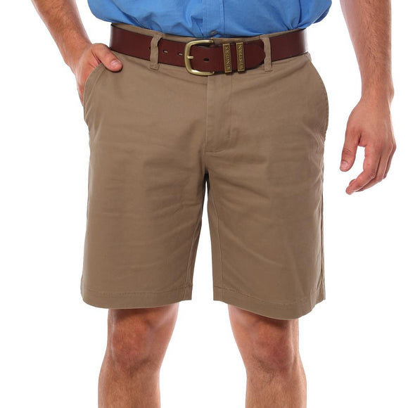 Ringers Western Bingara Mens Chino Shorts Clay