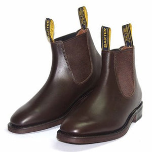 Baxter Goulburn Boot Brown