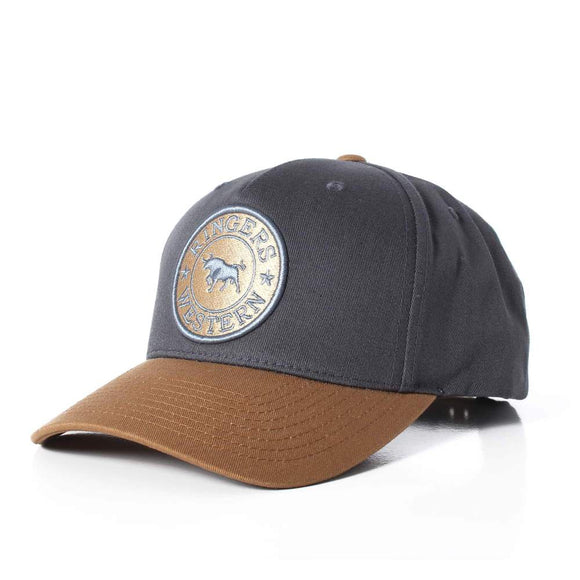 Ringers Western Drover Baseball Cap Charcoal