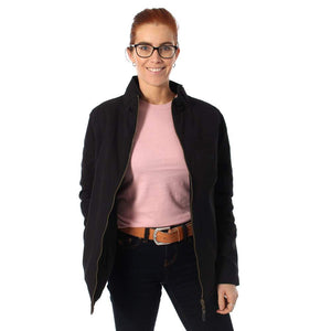 Ringers Western Canning Wmns Canvas Jacket Black