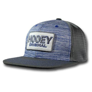 Hooey Original Trucker Cap Blue/Grey