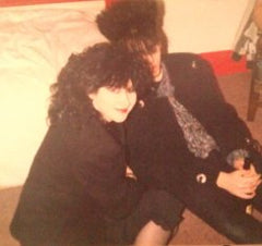 Goths in the 80's