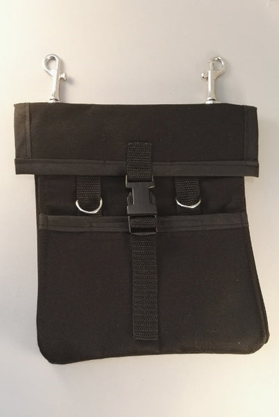 Clip on utility pocket