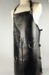 Leather Farrier style apron
