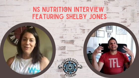 NS Nutrition Interview with Shelby Jones