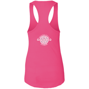 TFL- Train For Life Ladies Ideal Racerback Tank