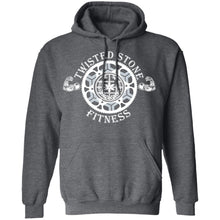 Load image into Gallery viewer, Twisted Stone Fitness Logo Hoodie