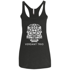 Verdant Trio Flower Skull Granite Games Edition