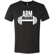 Load image into Gallery viewer, ARM: All Reps Matter Men's Tri Blend T-Shirt
