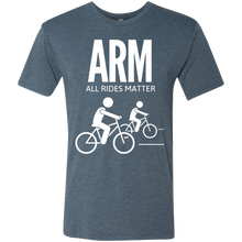 Load image into Gallery viewer, ARM: All Rides Matter Men's Triblend T-Shirt