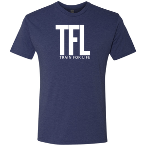 TFL-Train For Life Men's Triblend T-Shirt