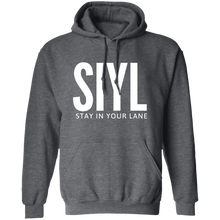 Load image into Gallery viewer, Twisted Stone Fitness: Stay In Your Lane Hooded Sweatshirt