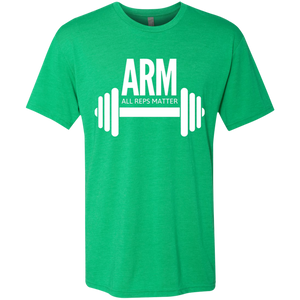 ARM: All Reps Matter Men's Tri Blend T-Shirt