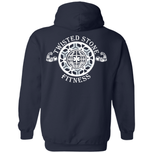 Twisted Stone Fitness: Stay In Your Lane Hooded Sweatshirt