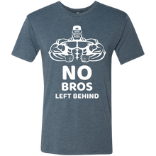 Load image into Gallery viewer, No Bros Left Behind Premium Tri- Blend Men's T-Shirt
