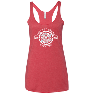 Limited Edition Twisted Stone Fitness Ladies Logo Tank Top