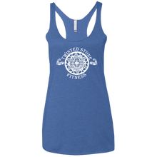 Load image into Gallery viewer, Limited Edition Twisted Stone Fitness Ladies Logo Tank Top