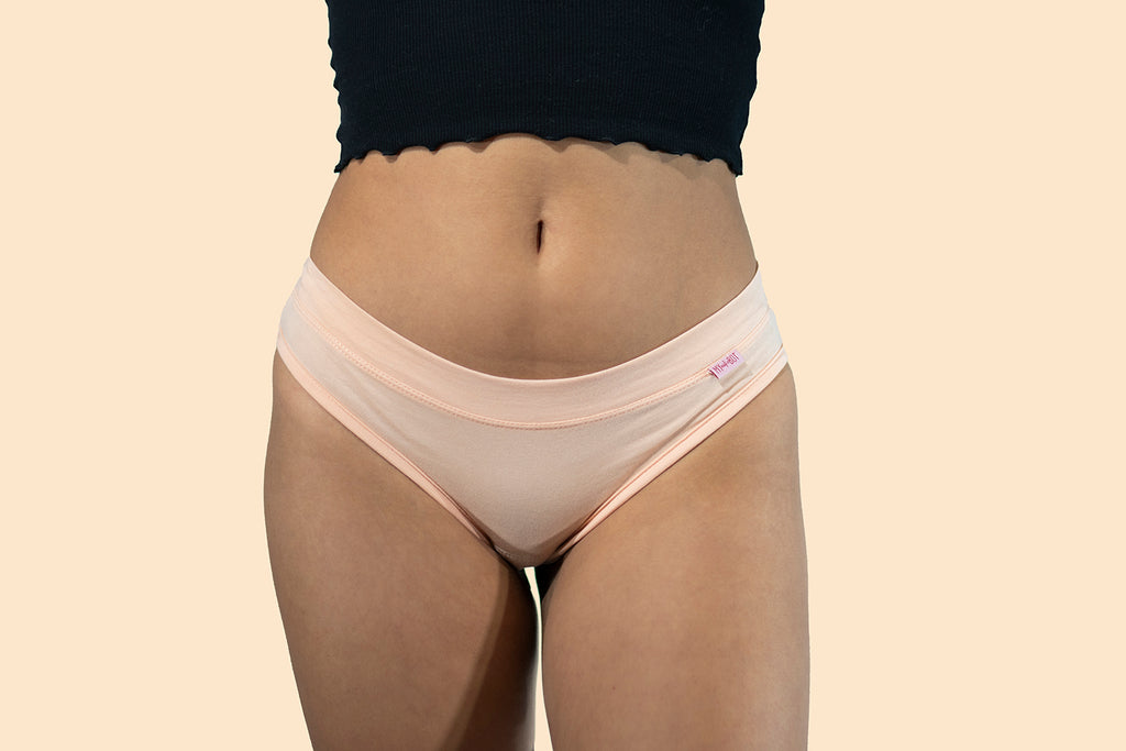 Classic Bikini Brief Youth Light Flow ORGANIC LUXE RANGE