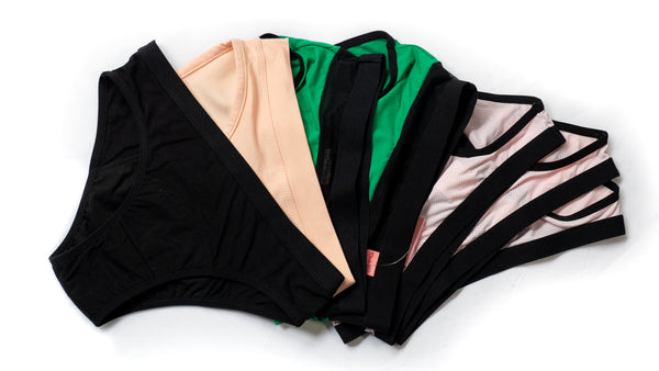 Youth Ultimate Bundle -  7 Pairs of Period Underwear