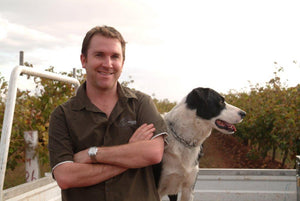 Q&A with Adrian Sparks, Senior White Winemaker for McWilliam's Wines