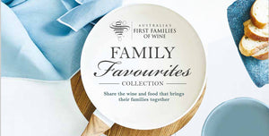 Our Family's Favourite Recipes & Wine