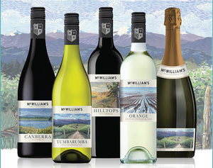 Launch of the new McWilliam's Wines Appellation Range