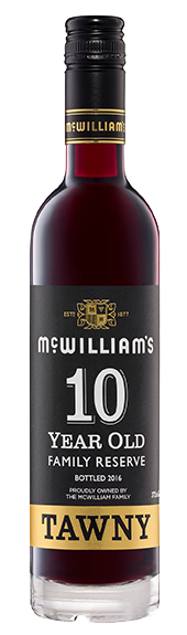 McWilliam's 10 Year Old Family Reserve Tawny