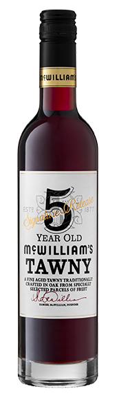 McWilliam's Signature Release 5 Year Old Tawny