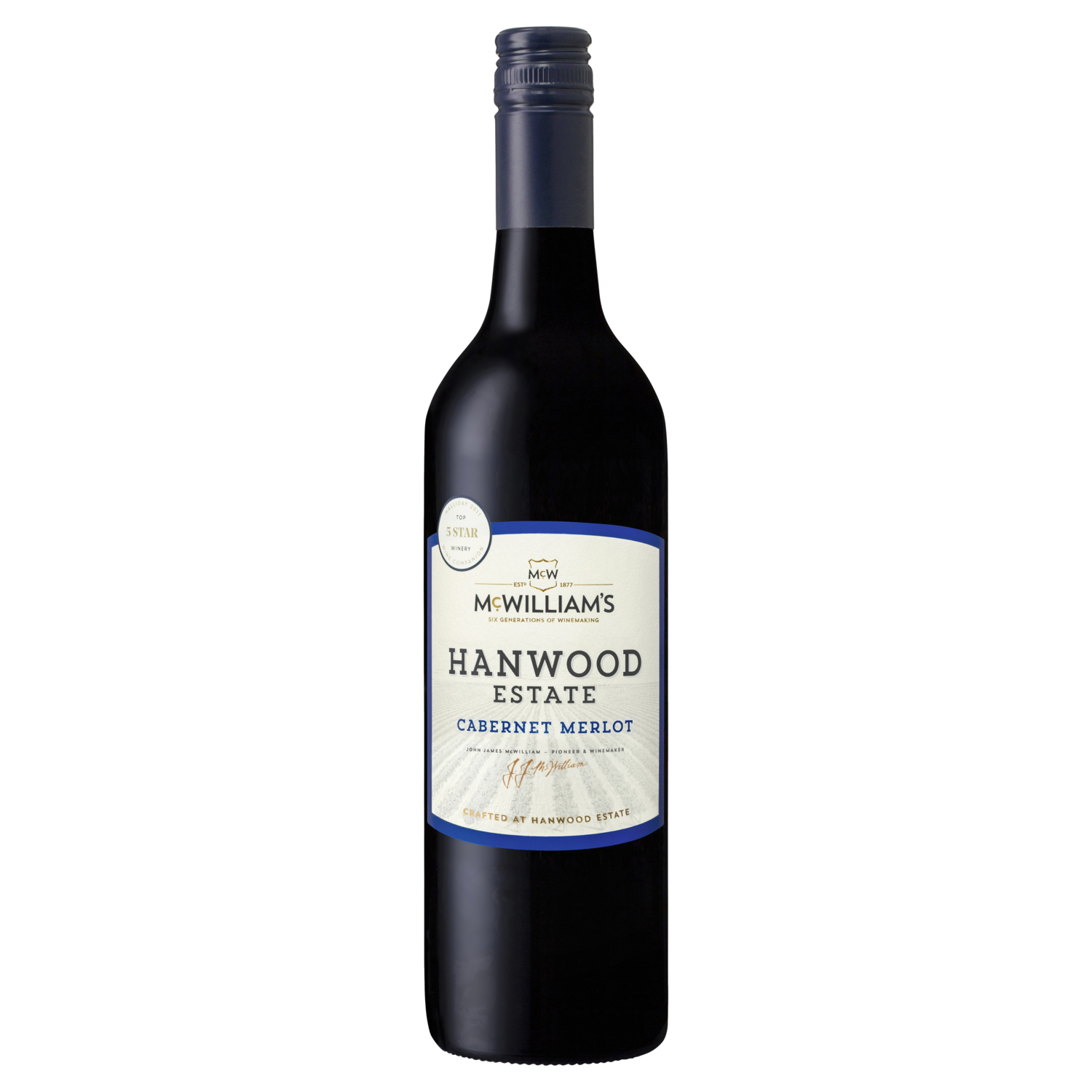 McWilliam's Hanwood Estate Cabernet Merlot