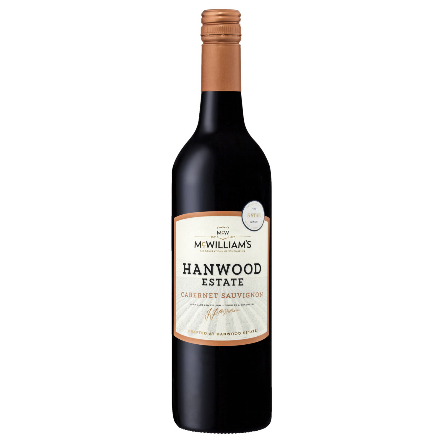 McWilliam's Hanwood Estate Cabernet Sauvignon