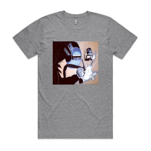 The Welder - Men's T-shirt - Grey