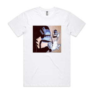 The Welder - Men's T-shirt - White
