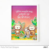 Simple Sayings: Brave Stamp Set