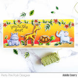 Jungle Additions Stamp Set
