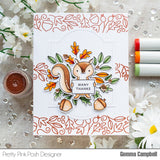 Fall Borders Stamp Set