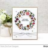 Autumn Wreath Stamp Set