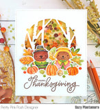 Giving Thanks Stamp Set
