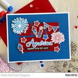 4th of July Stamp Set