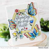 Beautiful Butterflies Coordinating Dies