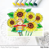 Sunflowers Stamp Set