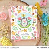 Hedgehog Friends Stamp Set