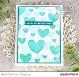 Layered Hearts Stencils (2 Pack)