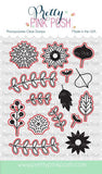 Autumn Blooms Stamp Set