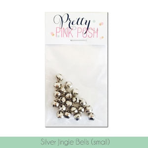 Silver Jingle Bells (small)